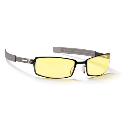 lunette jaune ordinateur