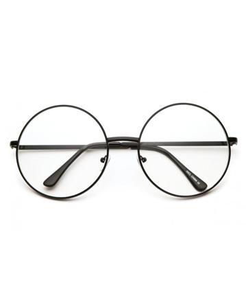 lunette ronde vue