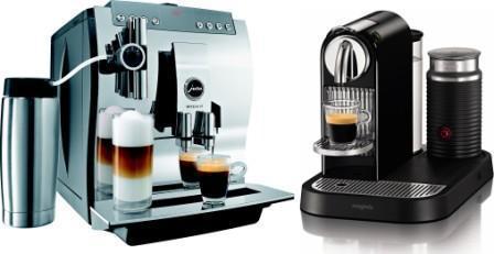 machine à café broyeur intégré