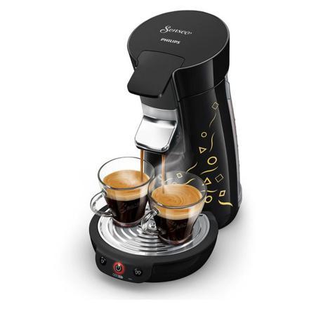 machine a cafe dosette et capsule