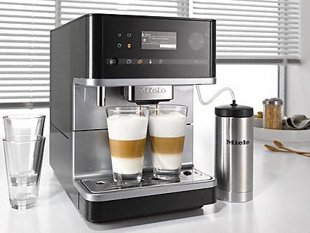 machine a cafe miele