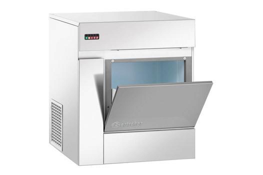 machine a glace pilee
