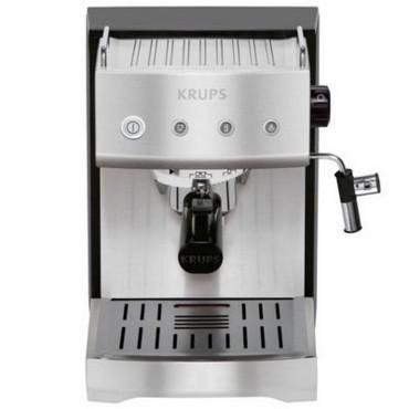 machine expresso café moulu