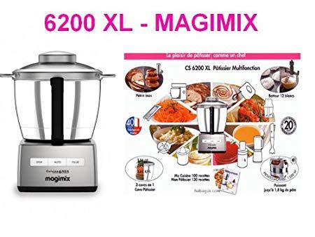 magimix 6200