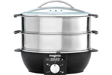magimix vapeur