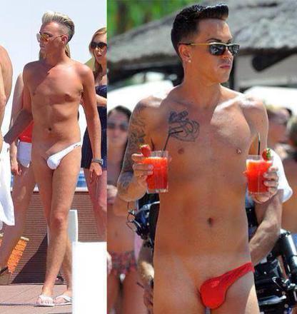 maillot de bain homme minimaliste