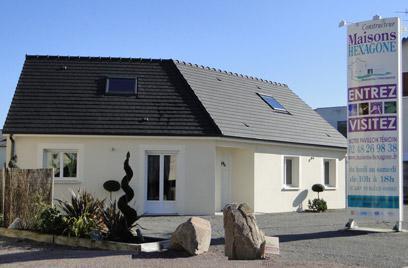 maison hexagone