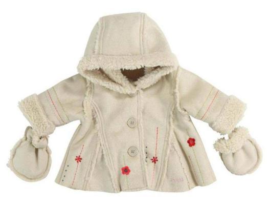manteau bebe 6 mois