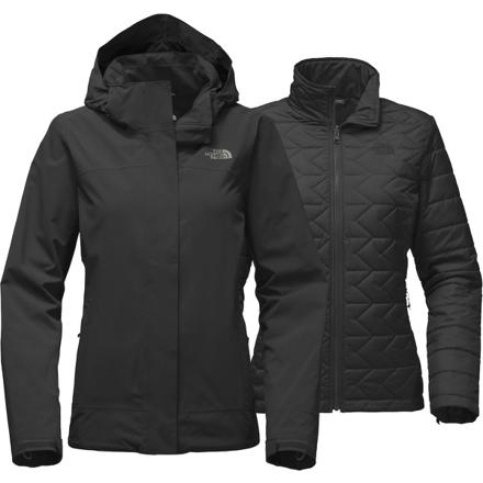 manteau femme the north face