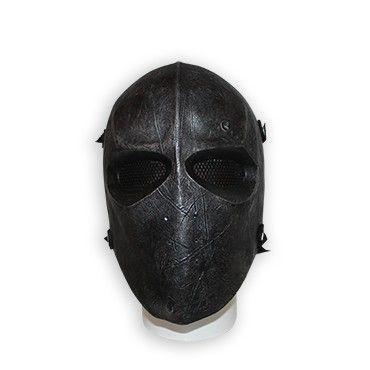 masque airsoft metal
