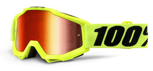 masque de moto cross 100