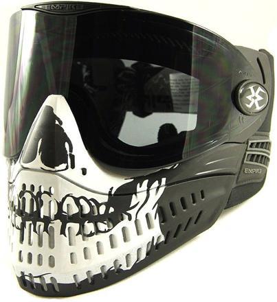 masque paintball tete de mort