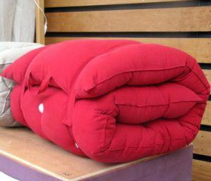 matelas futon pliable 2 personnes
