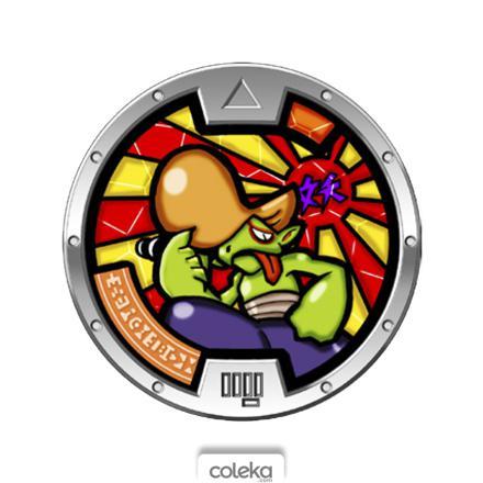 medaillon yokai watch serie 1