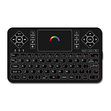 meilleur clavier sans fil touchpad