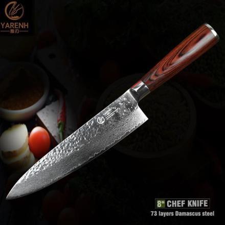 meilleur couteau du chef