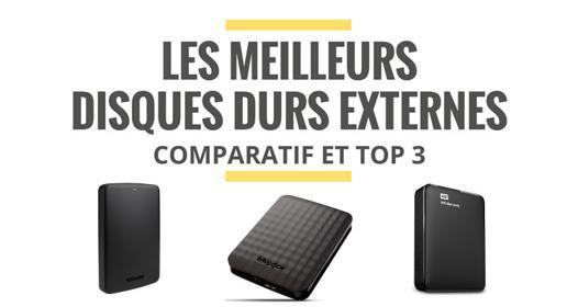 meilleur disque dur externe mac