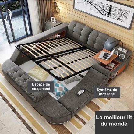 meilleur lit
