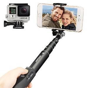 meilleure perche selfie