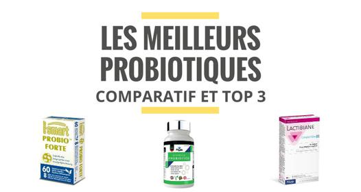 meilleurs probiotiques sur le marché