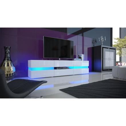 meuble avec led