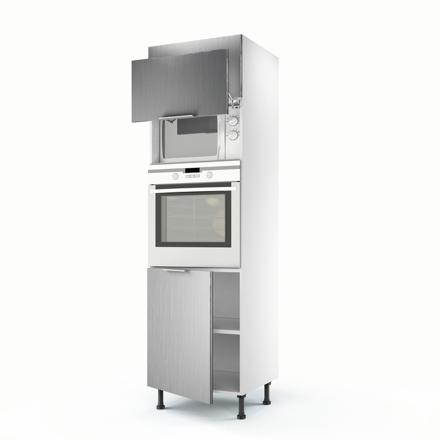 meuble de cuisine four