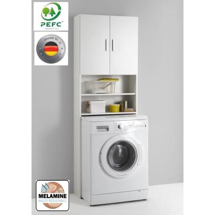 meuble rangement machine à laver