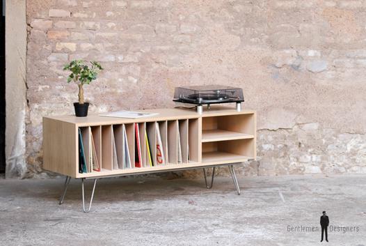 meuble vinyle