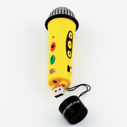 micro enregistreur jouet