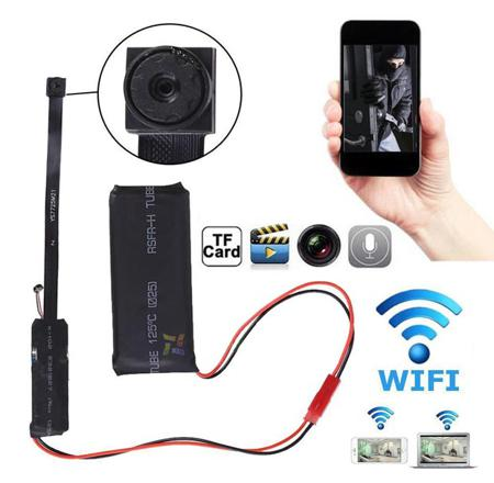 mini camera espion wifi sans fil