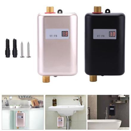 mini chauffe eau instantané electrique