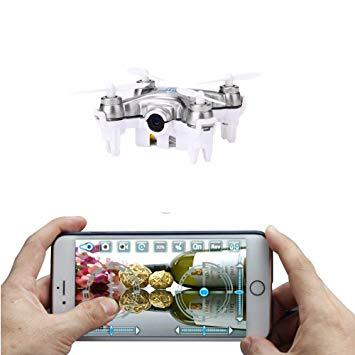 mini drone iphone