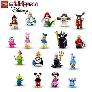 mini figurine disney lego