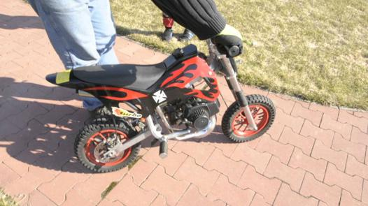 mini pocket bike cross