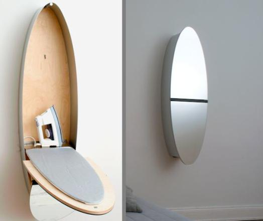 miroir table a repasser