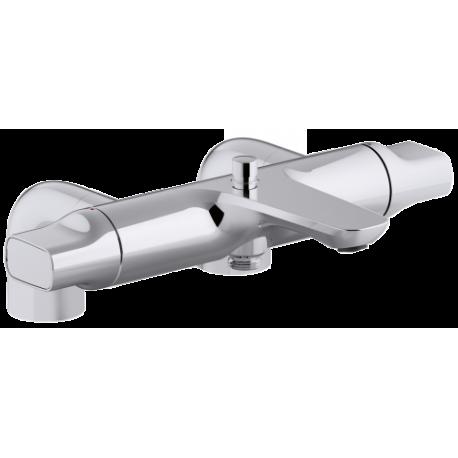 mitigeur thermostatique sur baignoire