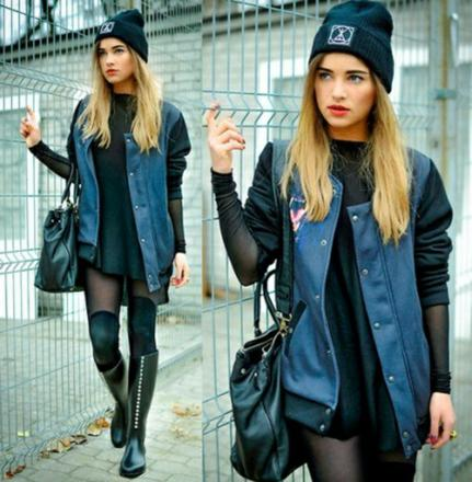 mode swagg femme