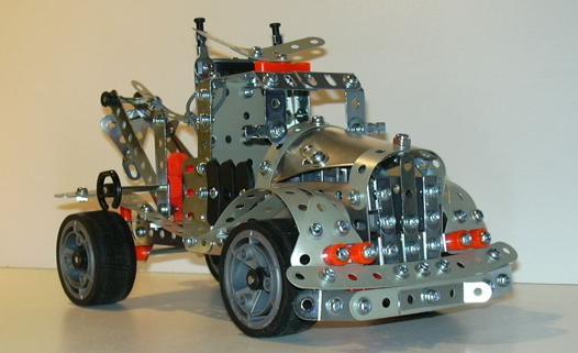 modele meccano