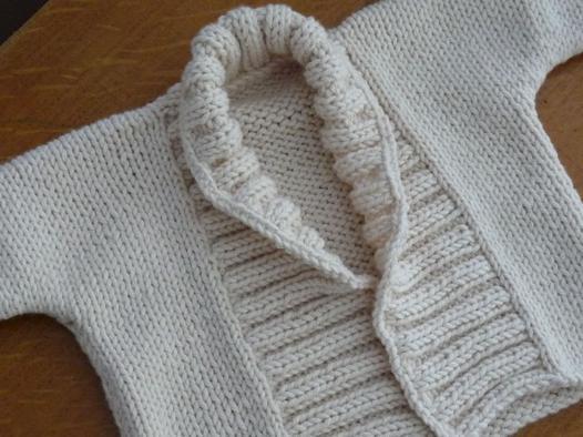 modèles de tricot pour bébé