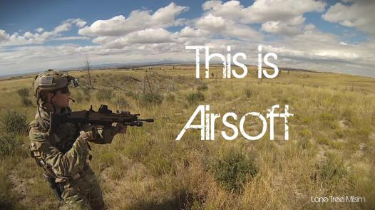 montage airsoft