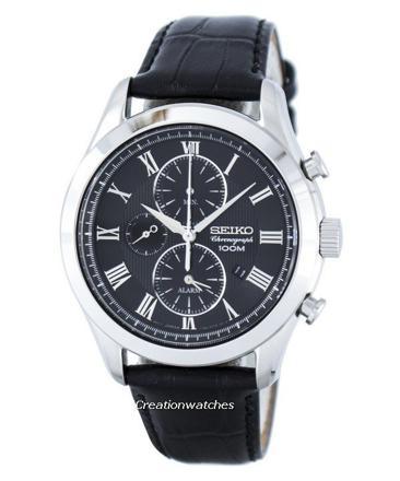 montre chrono seiko