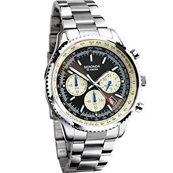montre chronographe homme