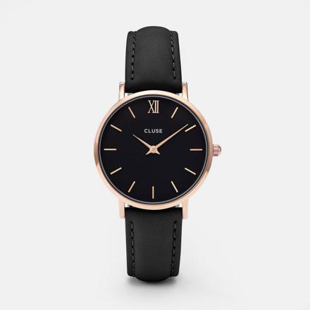 montre cluse minuit rose gold