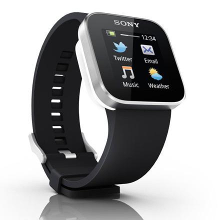 montre connectée sony smartwatch