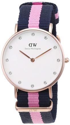 montre daniel wellington bracelet