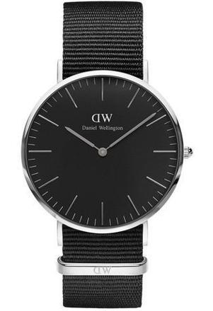 montre dw noir