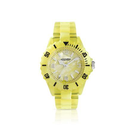 montre femme bracelet plastique