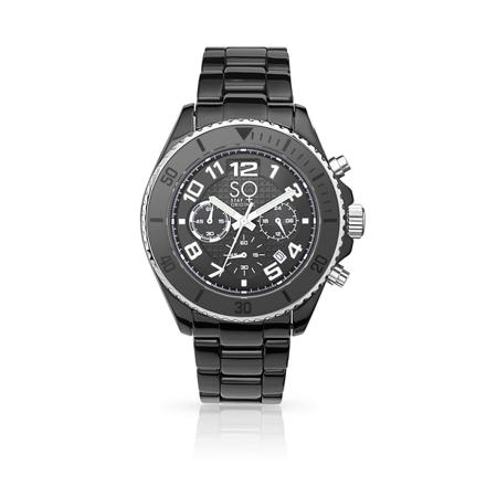 montre femme chronographe