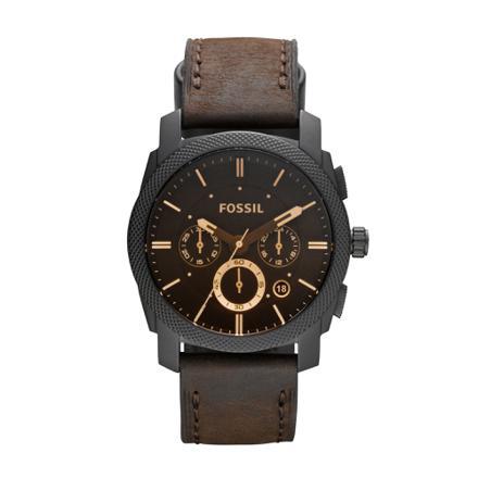 montre fossil chronographe