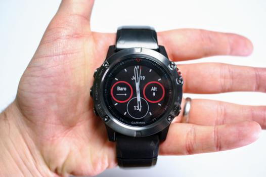 montre garmin connect